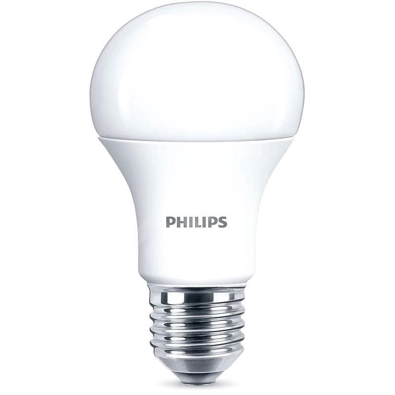 LED žárovka 13W (100W) E27 PHILIPS, teplá bílá, stmívatelná