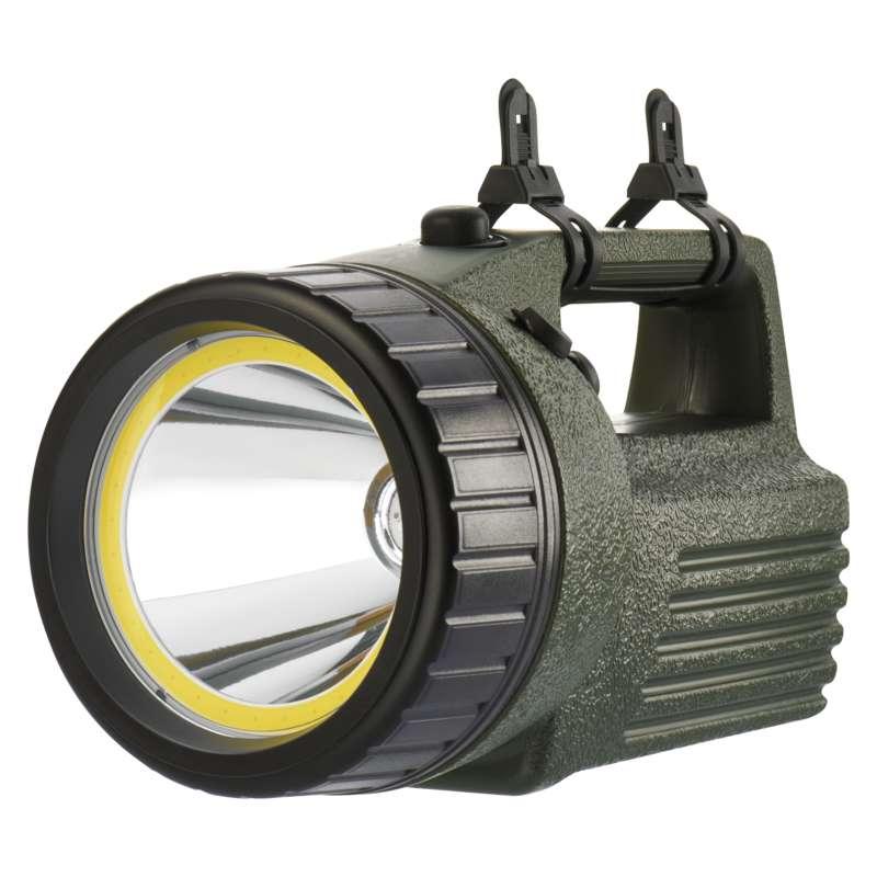 Svítilna EMOS P2308, 10W + 3W COB, 380lm, nabíjecí