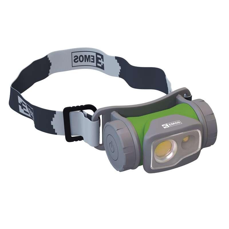 LED čelovka EMOS 2xLED, sportovní