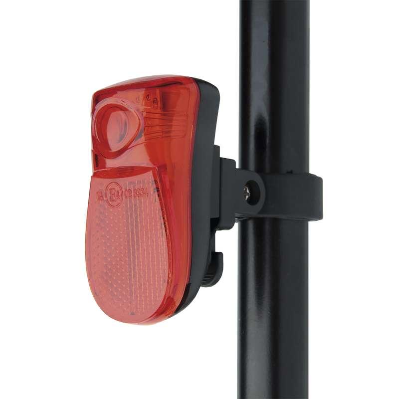 Svítilna na kolo 1x LED, zadní, EMOS