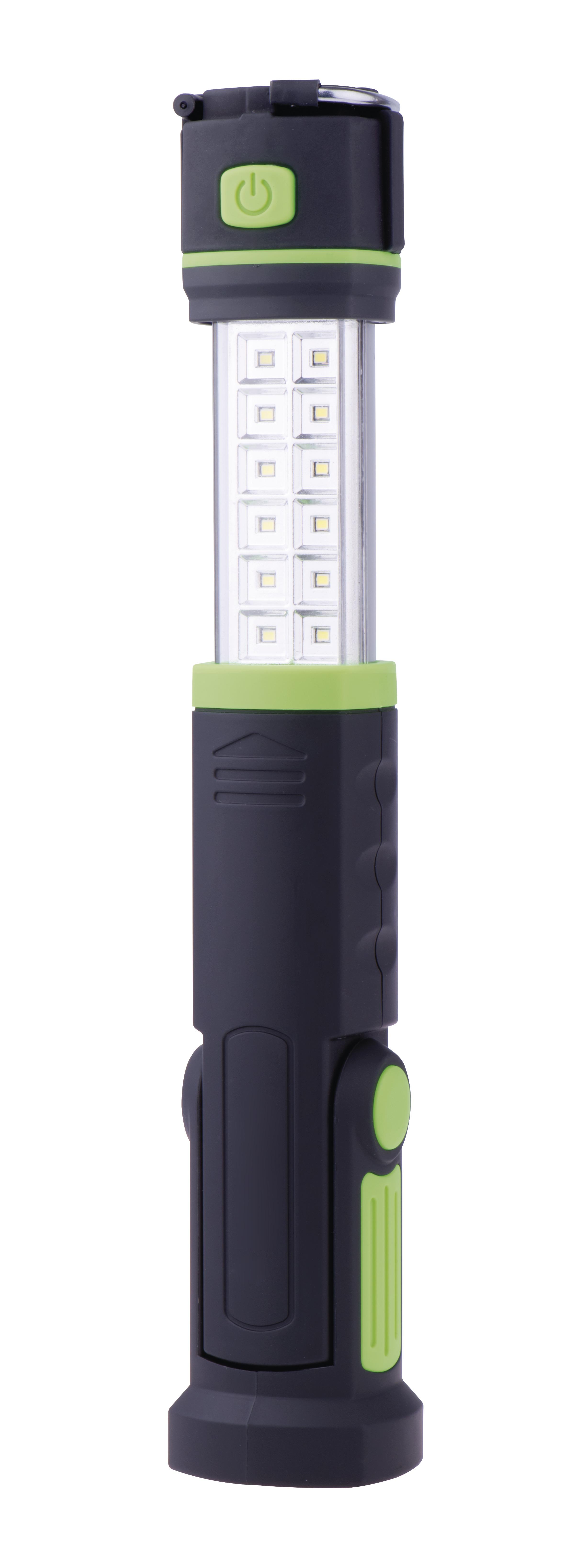 Nabíjecí svítilna LED E704-12SMD+6