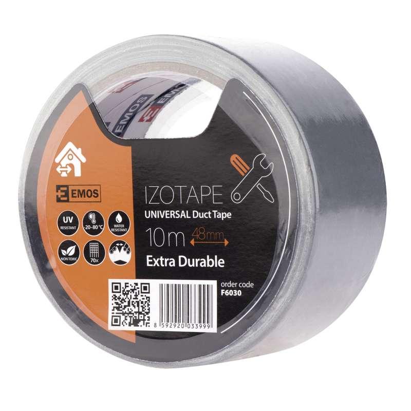 Univerzální lepící páska DUCT TAPE, 48mm x 10m, EMOS