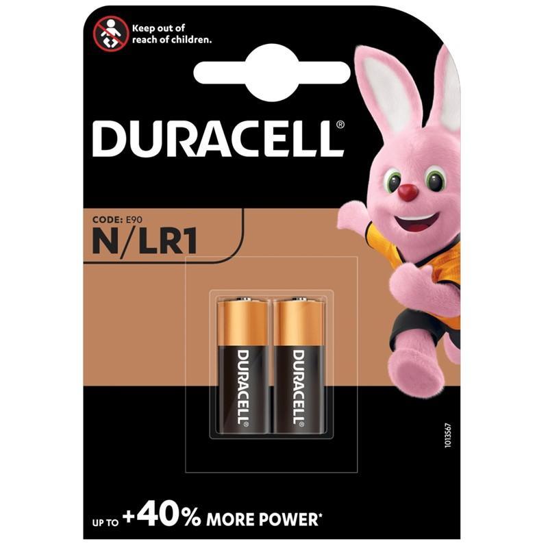 Baterie LR1 / N DURACELL 2 ks (blistr)