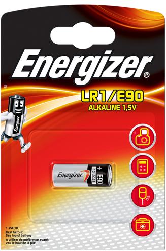 Baterie E90/LR1 ENERGIZER, 1 ks (blistr)