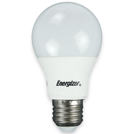 LED žárovka 9,2W (60W) E27 ENERGIZER, teplá bílá