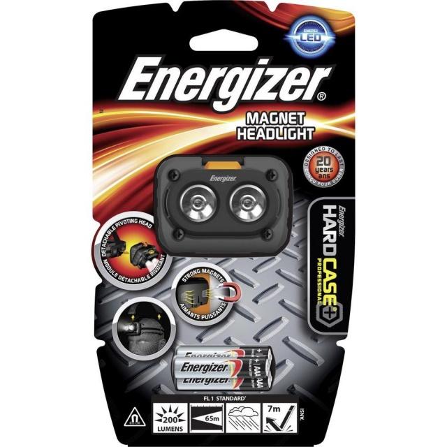 Energizer LED čelovka HARDCASE Magnet