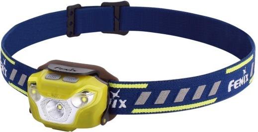Nabíjecí čelovka Fenix HL26R - žlutá