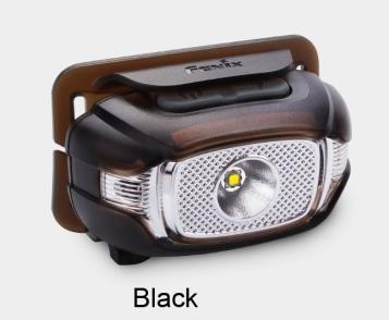 Čelovka Fenix HL15 - černá