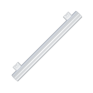LED Linestra 8W T30 2pin S14s, NBB, 550lm 2700K