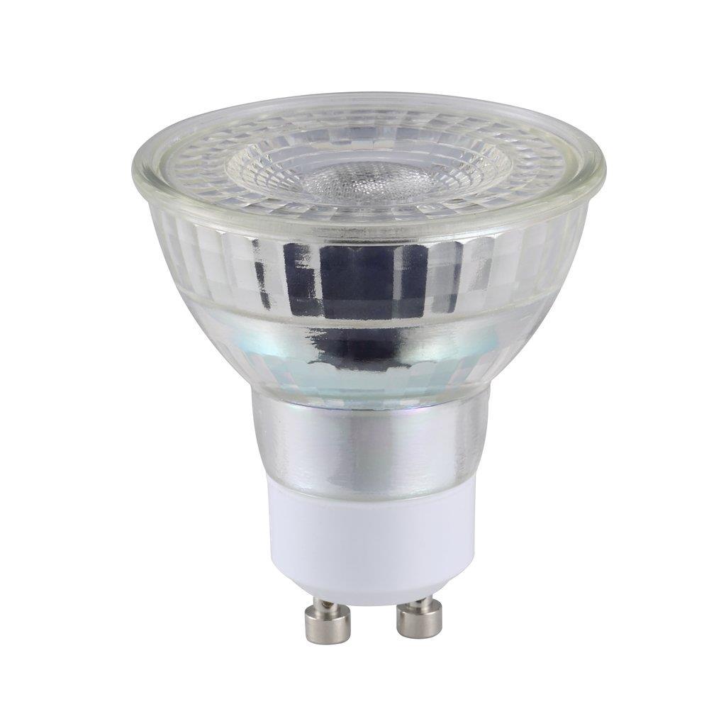 LED GU10 4W (35W), 2800K, MEGAMAN
