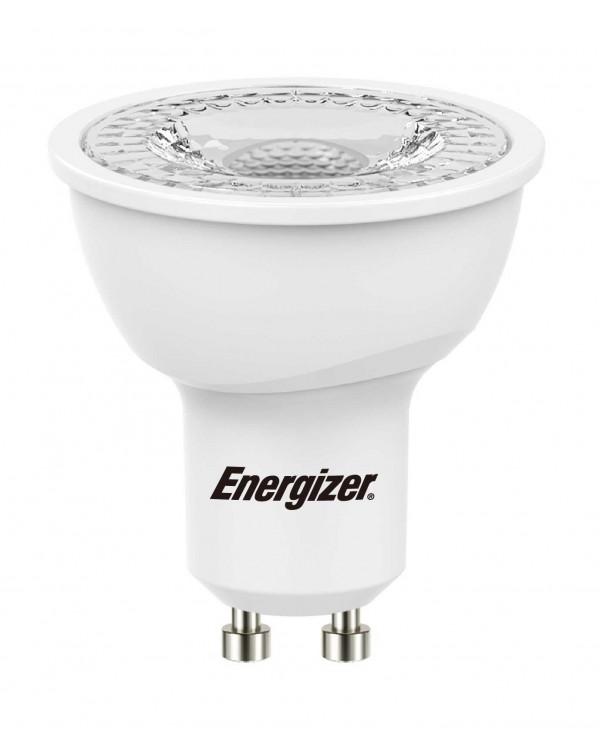 LED GU10 3,6W (35W), ENERGIZER, teplá bílá