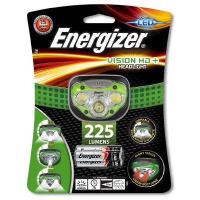 Energizer LED čelovka VISION HD + 225lm