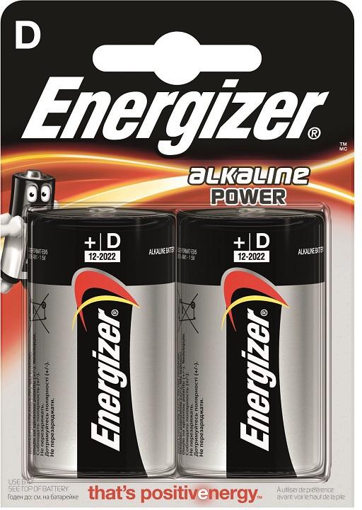 Baterie LR20/D Energizer Base, 2 ks (blistr)
