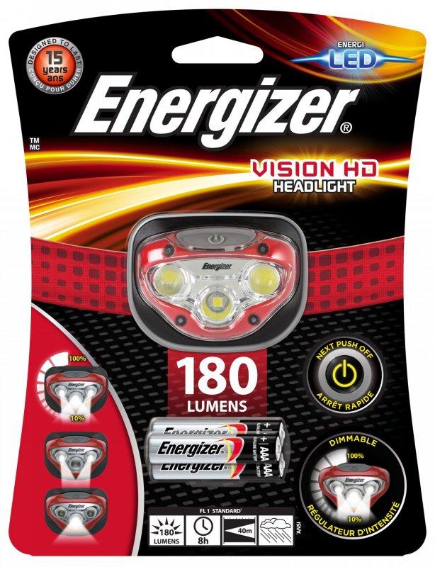 Energizer LED čelovka VISION HD