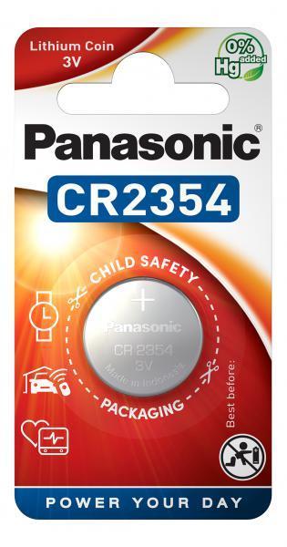Baterie CR2354 PANASONIC, 1 ks (blistr)