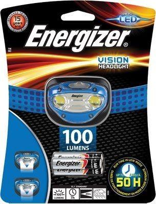 Energizer LED čelovka VISION