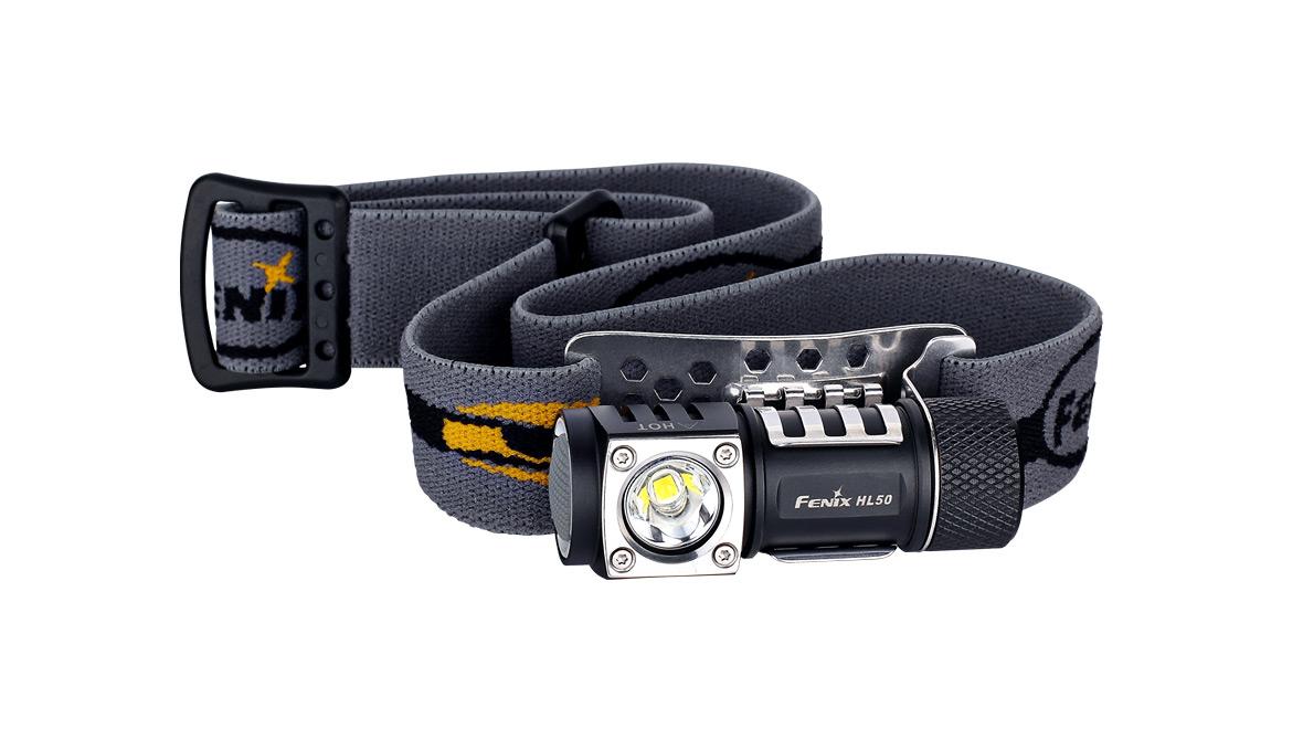 Čelovka Fenix HL50, 365lm