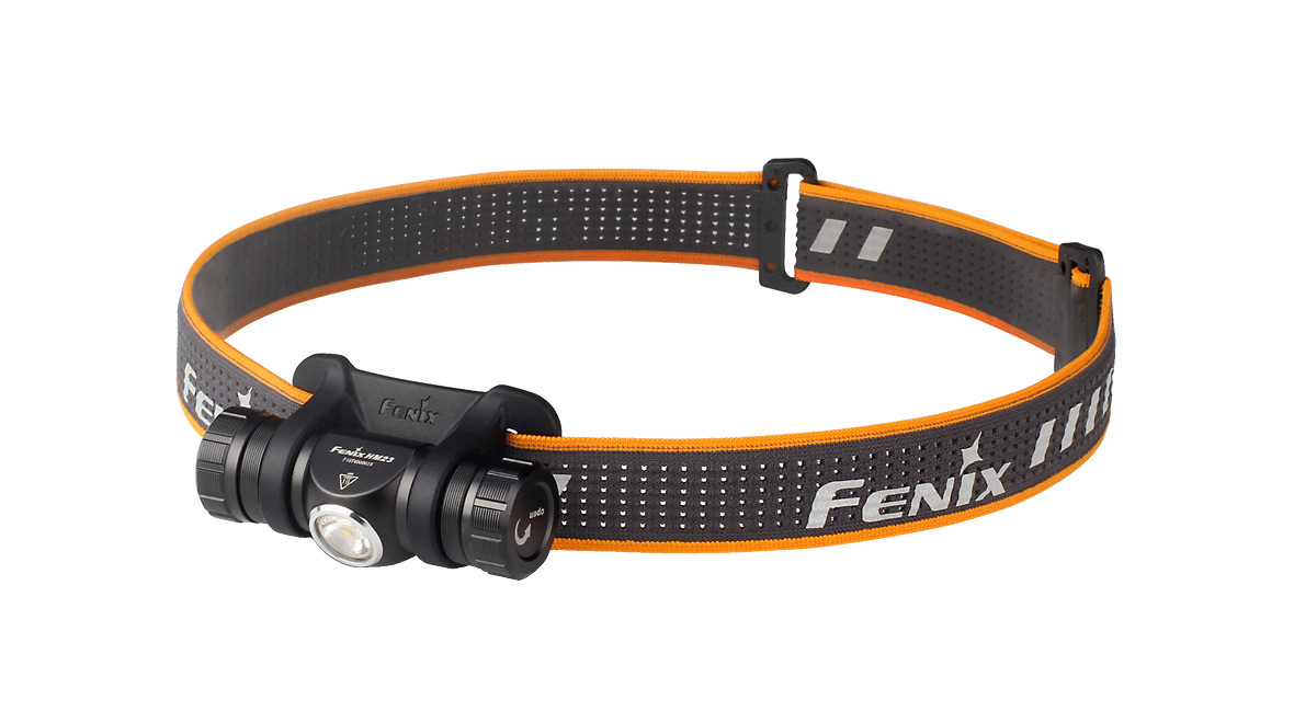 Čelovka Fenix HM23, 240lm