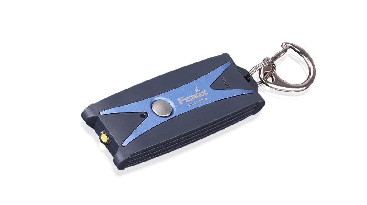 LED svítilna nabíjecí Fenix UC01, 45lm