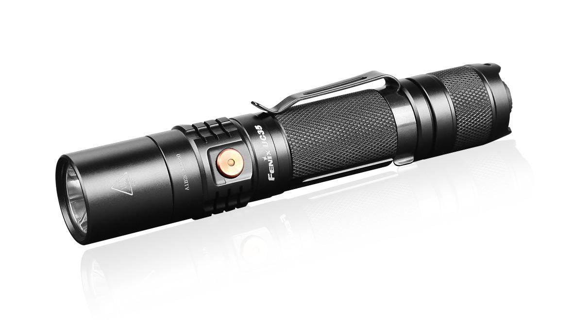 Svítilna Fenix UC35 XP-L, 1000lm
