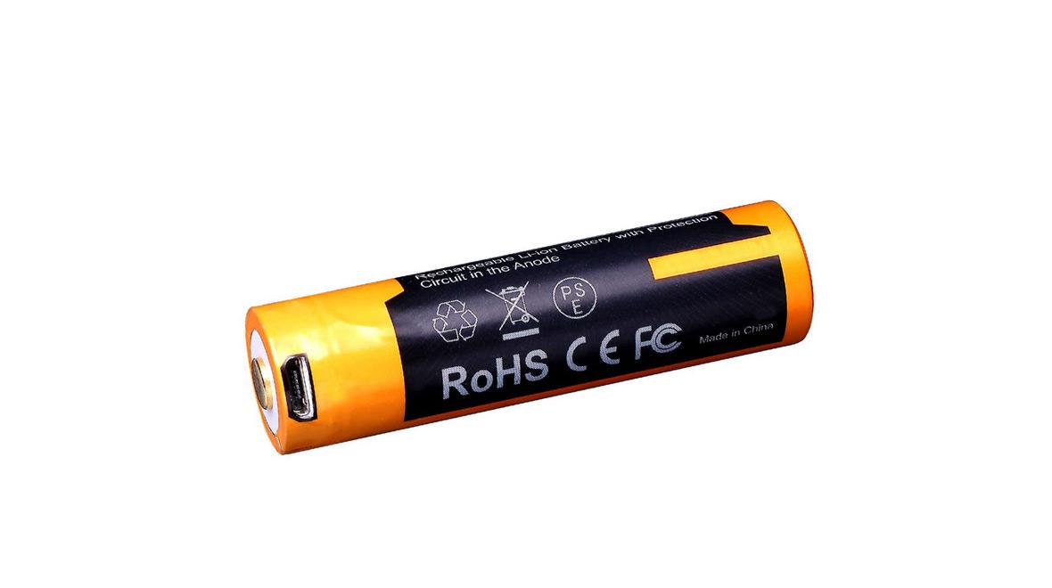 Dobíjecí USB AA baterie Fenix ARB-L14-1600U