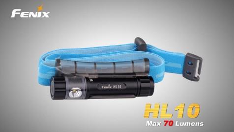 LED čelovka Fenix HL10
