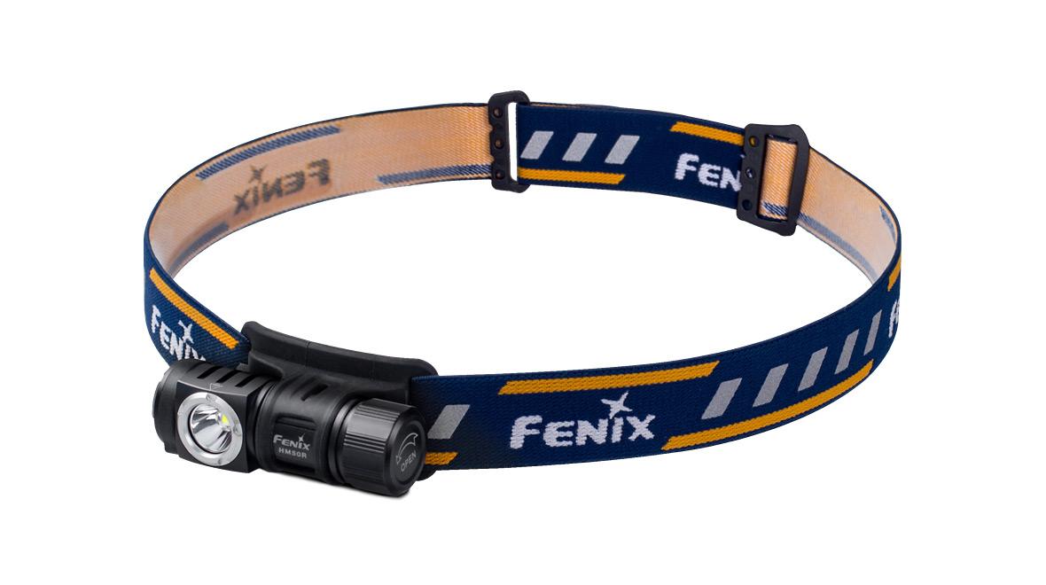 Čelovka Fenix HM50R, 500lm, nabíjecí