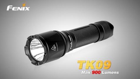 Taktická LED svítilna Fenix TK09 XP-L
