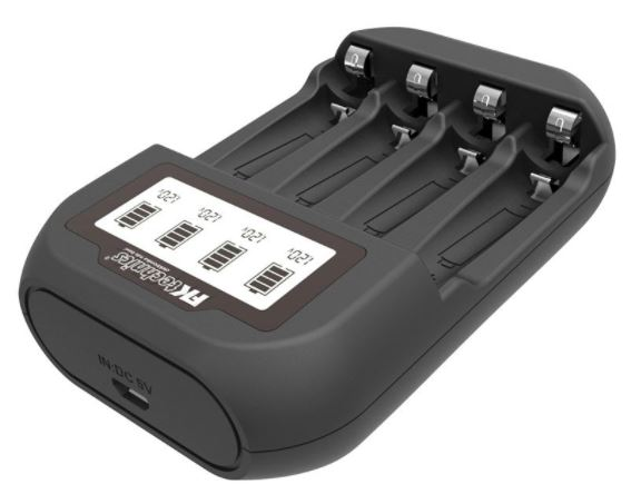 Nabíječka baterií FK Technics IPC-2