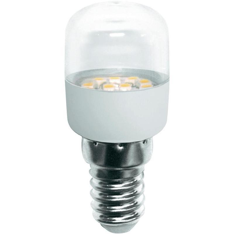 LED mini globe 0,6W (6W) E14, MÜLLER-LICHT, teplá bílá