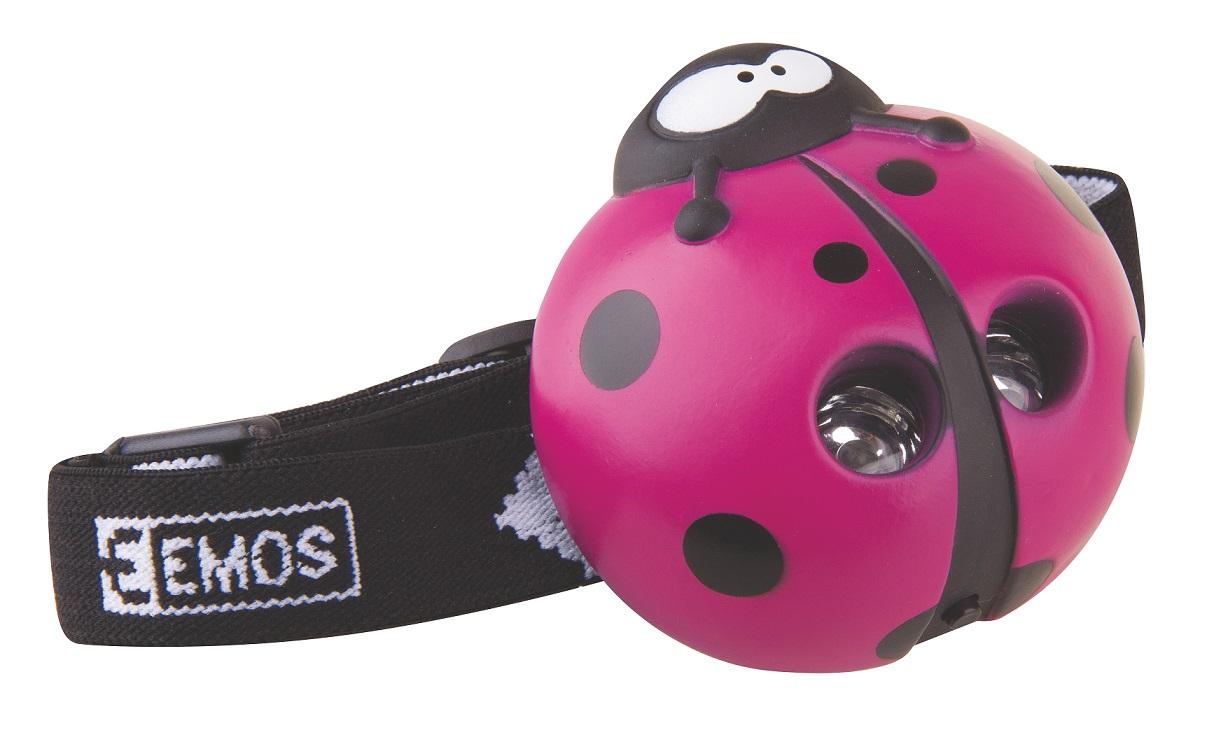 LED čelovka dětská beruška, EMOS