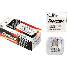 Baterie 315/SR716 ENERGIZER, 1 ks (blistr)