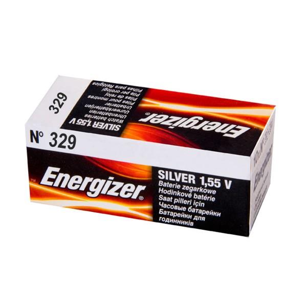 Baterie 329/SR731 ENERGIZER, 1 ks (blistr)