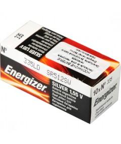 Baterie 335/SR512 ENERGIZER, 1 ks (blistr)