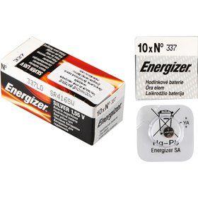 Baterie 337/SR416 ENERGIZER, 1 ks (blistr)