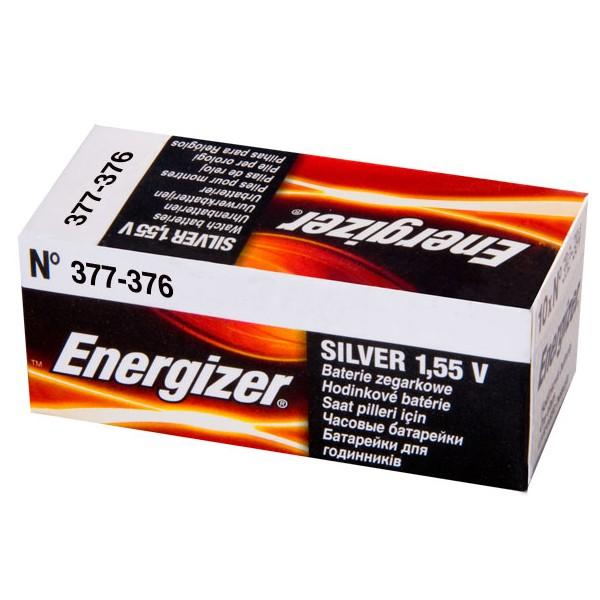 Baterie 377/376/SR626 ENERGIZER, 1 ks