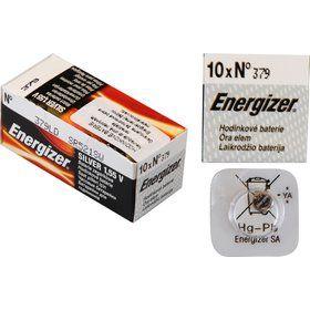 Baterie 379/SR521 ENERGIZER, 1 ks (blistr)