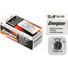 Baterie 389/390/SR1130 ENERGIZER, 1 ks (blistr)