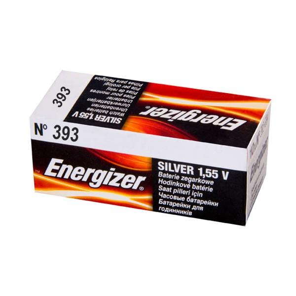 Baterie 393/SR754 ENERGIZER, 1 ks (blistr)