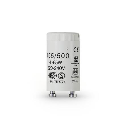 Startér 4-65W pro zářivkové trubice