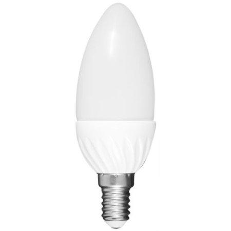 LED svíčka 3W (25W) E14 MÜLLER-LICHT, teplá bílá