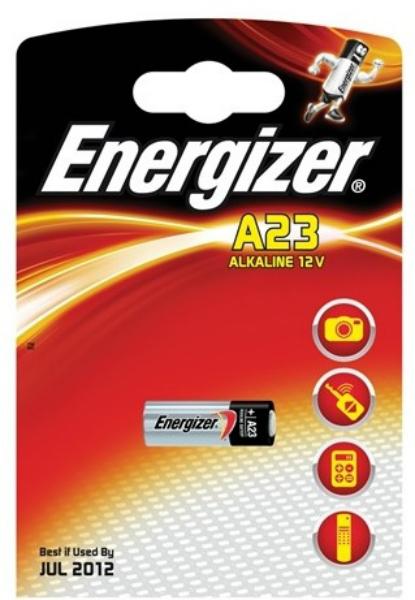 Baterie ENERGIZER E23A 1 ks (blistr)