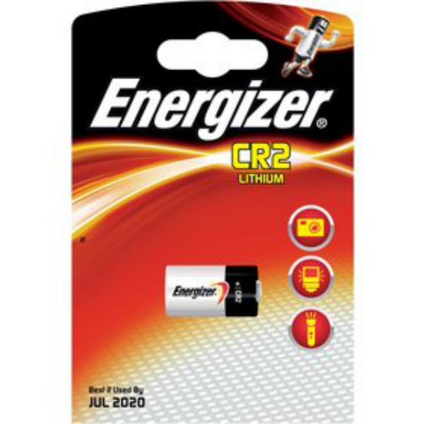 Baterie CR2 ENERGIZER, 1 ks (blistr)