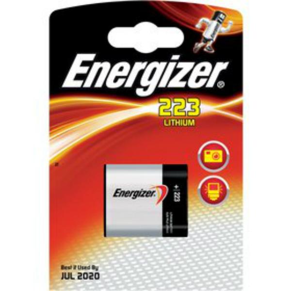 Baterie CR223 ENERGIZER, 1 ks (blistr)