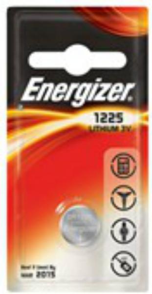Baterie CR1225 ENERGIZER, 1 ks (blistr)