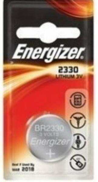 Baterie CR2330 ENERGIZER, 1 ks (blistr)