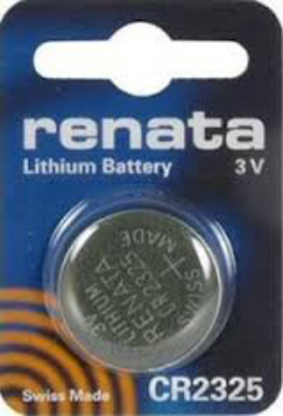 Baterie CR2325 RENATA, 1 ks
