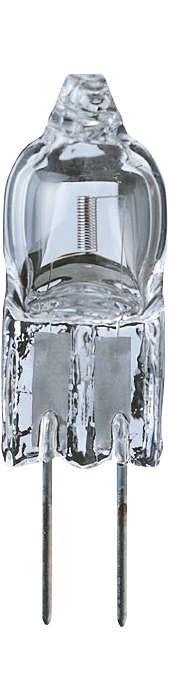 Žárovka halogenová 10W G4 300°C, OSRAM