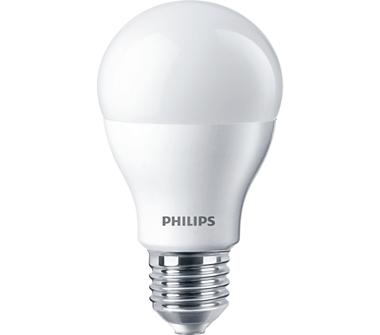 LED žárovka 9,5W (60W) E27 PHILIPS, teplá bílá, stmívatelná