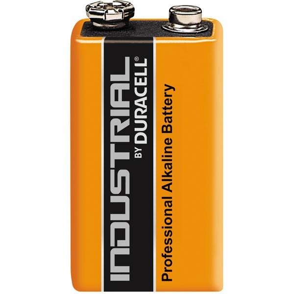 Baterie 9V Duracell Industrial, 1ks (shrink)